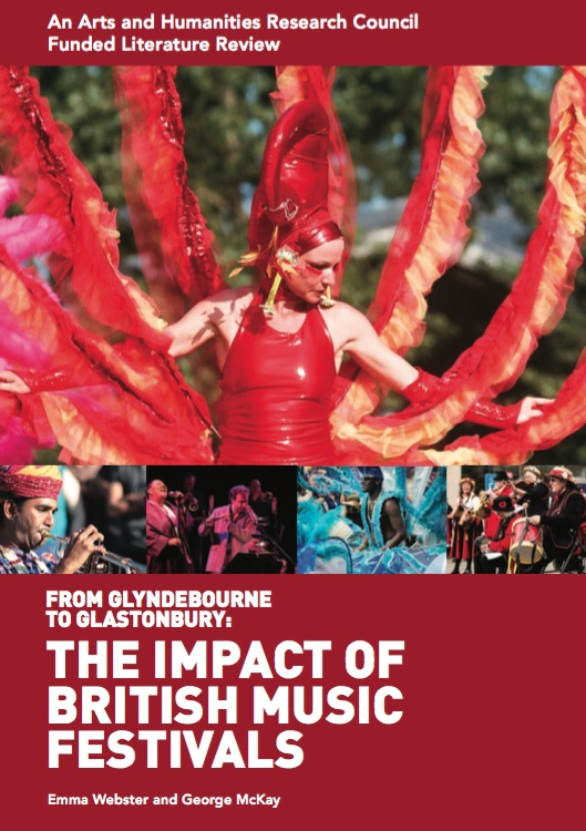 Impact of Festivals report cover