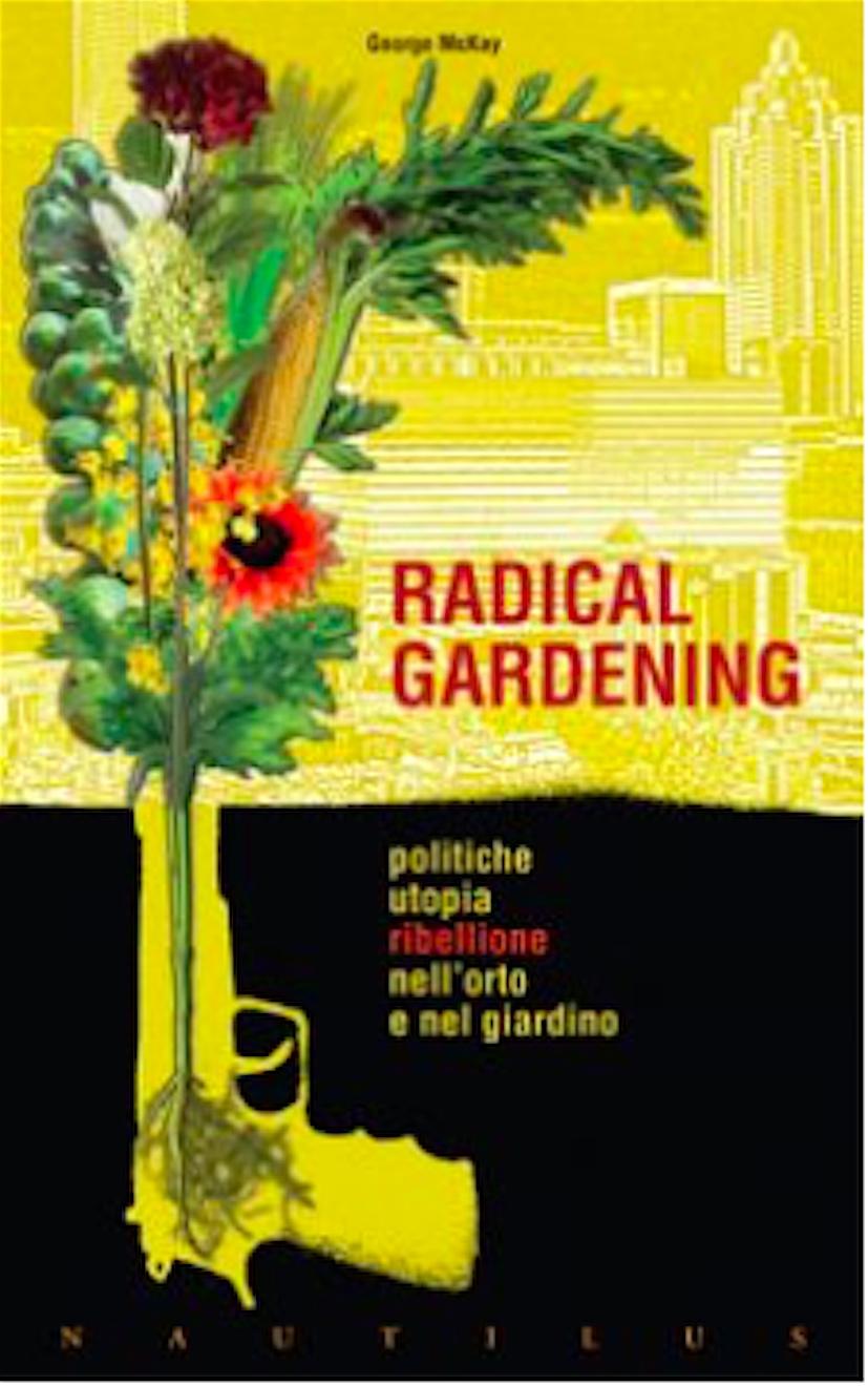 Radical Gardening Italian cover