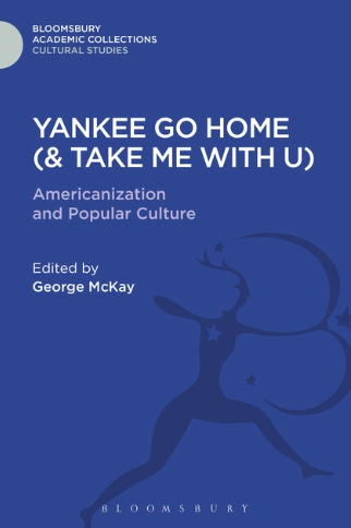 Yankee Go Home book cover 2016 ed