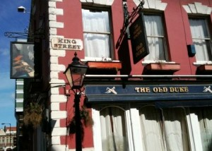 Indigenising jazz spaces: The Old Duke, Bristol, UK | George McKay ...
