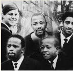 Blue Notes in exile from S Africa, c 1965