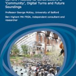 AHRC community music report (McKay and Higham 2011)