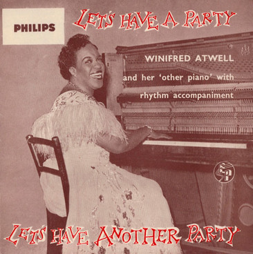 Wiinifred Atwell and her 'other piano' with rhythm accompaniment (no. 1, 1954)