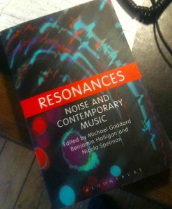 Resonances cover
