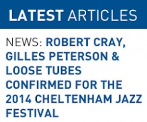 Cheltenham JF 2014 announcement
