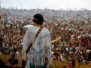 Jimi Hendrix, Woodstock 1969