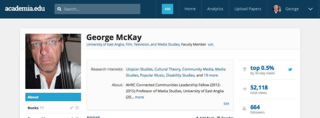 academia.edu screengrab