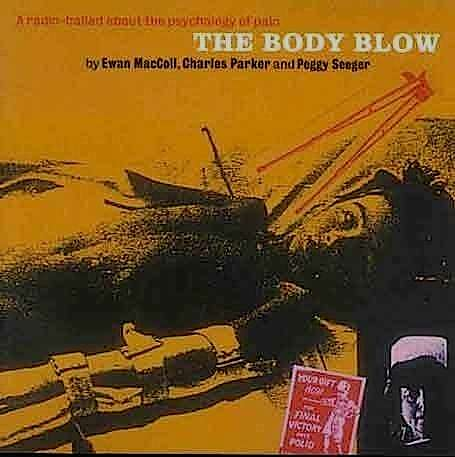 Body Blow CD cover
