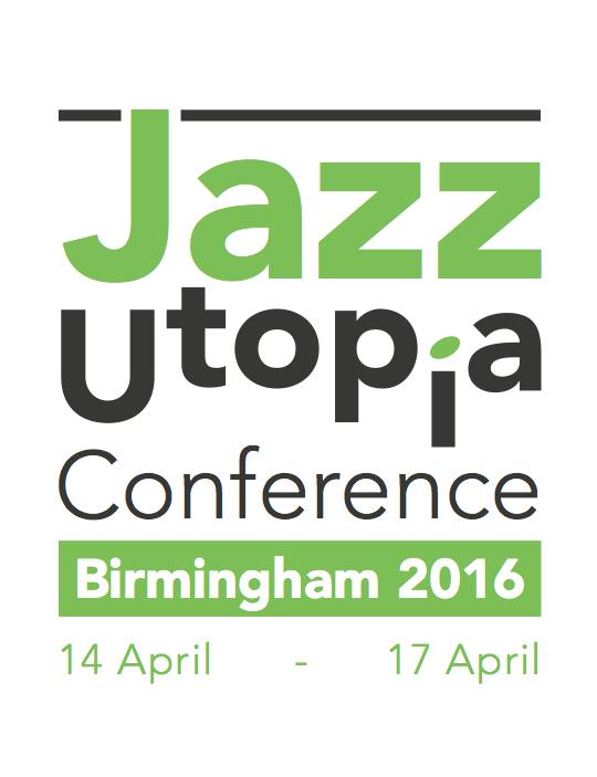 Jazz Utopia conference logo