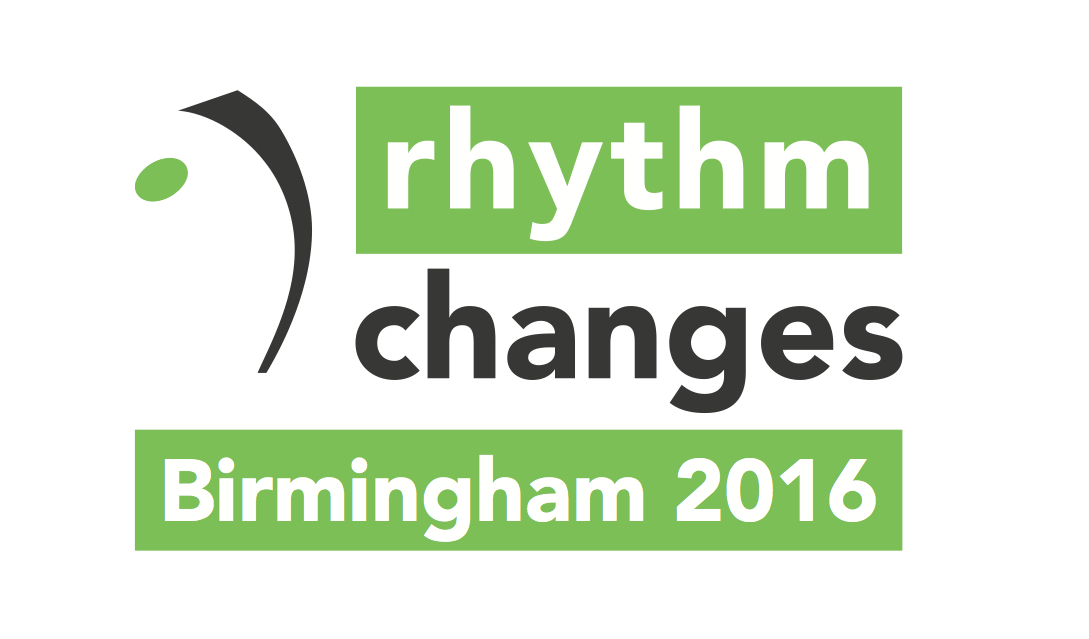 Rhythm Changes 2016 logo