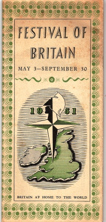 Festival of Britain 1951 advance publicity booklet lo res