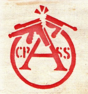 Stations of the Crass, patch