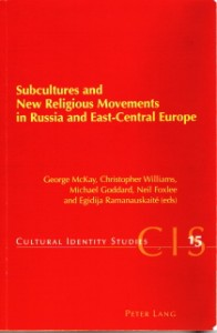 Subcultures and New Religious Movements… | George McKay