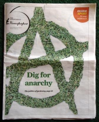 The Monday Essay by George McKay, on Radical Gardening