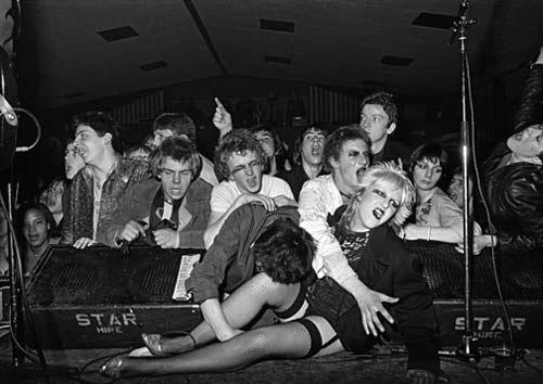 RAR Militant Entertainment tour 1979, West Runton pavilion