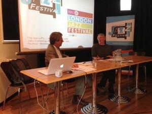 John Cumming and GM, Lancaste rJF 2013