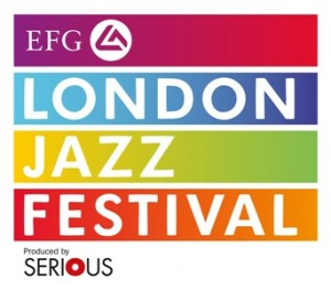 London Jazz Festival logo