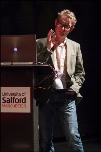 Prof Chris Speed (Edinburgh)