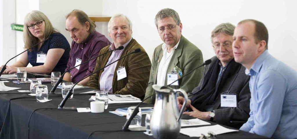 AHRC CE panel 2014
