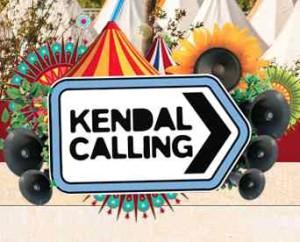 Kendal Calling 2015 logo