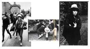 Beaulieu 1961 festival goers